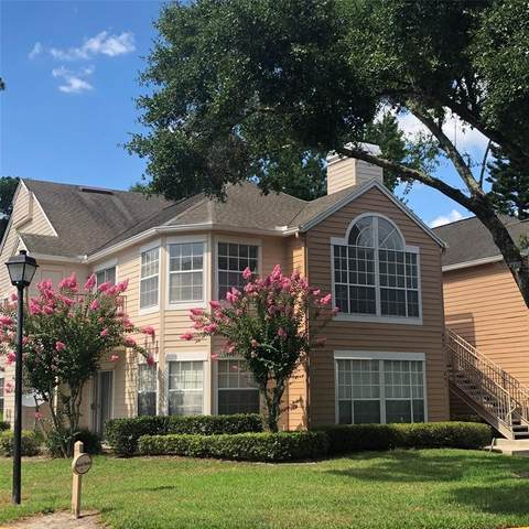 695 Youngstown Parkway #292, Altamonte Springs, FL 32714 (MLS #O5951115) :: Southern Associates Realty LLC