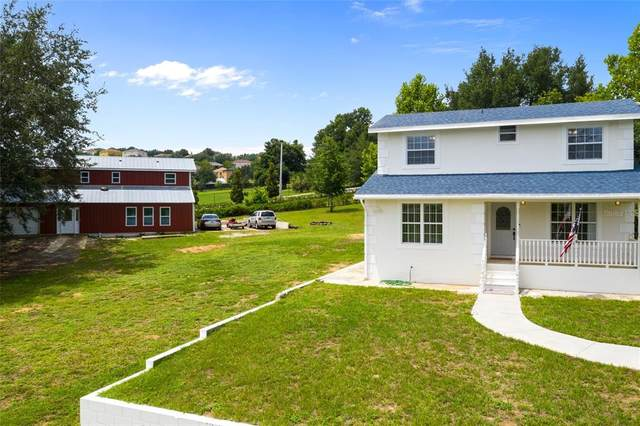 14050 Old Highway 50, Clermont, FL 34711 (MLS #O5952001) :: Griffin Group