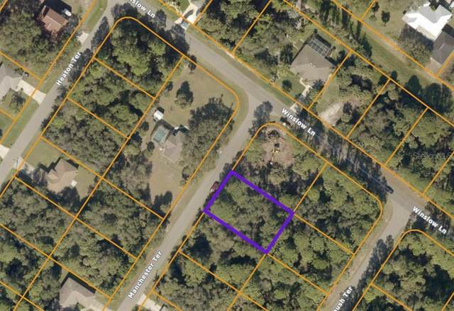 0 Manchester Terrace, North Port, FL 34286 (MLS #O5952157) :: Rabell Realty Group