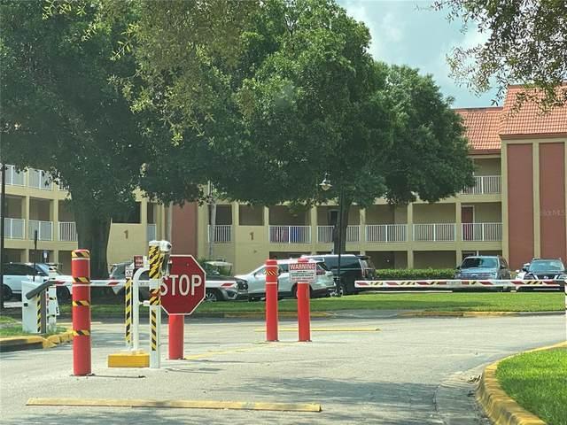 6337 Parc Corniche Drive #2312, Orlando, FL 32821 (MLS #O5953244) :: Delgado Home Team at Keller Williams