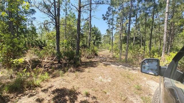 Lot 18 Omega Ranch Road, New Smyrna Beach, FL 32168 (MLS #O5953418) :: Zarghami Group