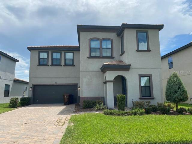 165 Mitchell S Manor, Haines City, FL 33844 (MLS #O5953683) :: The Nathan Bangs Group