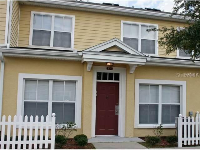4005 Santa Maria Drive #108, Kissimmee, FL 34741 (MLS #O5954299) :: Stellar Home Sales
