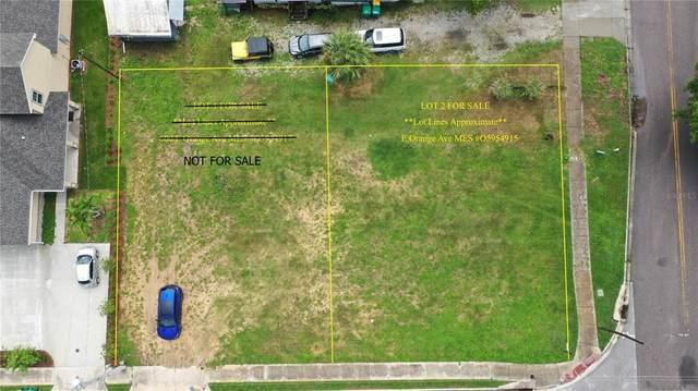 0 E Orange Avenue, Eustis, FL 32726 (MLS #O5954915) :: RE/MAX Elite Realty