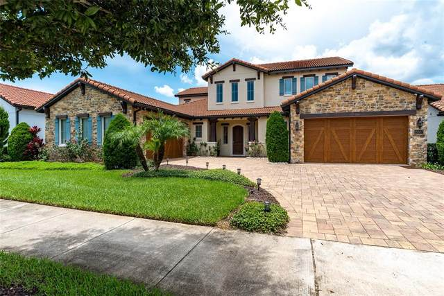 15507 Panther Lake Drive, Winter Garden, FL 34787 (MLS #O5955226) :: Zarghami Group