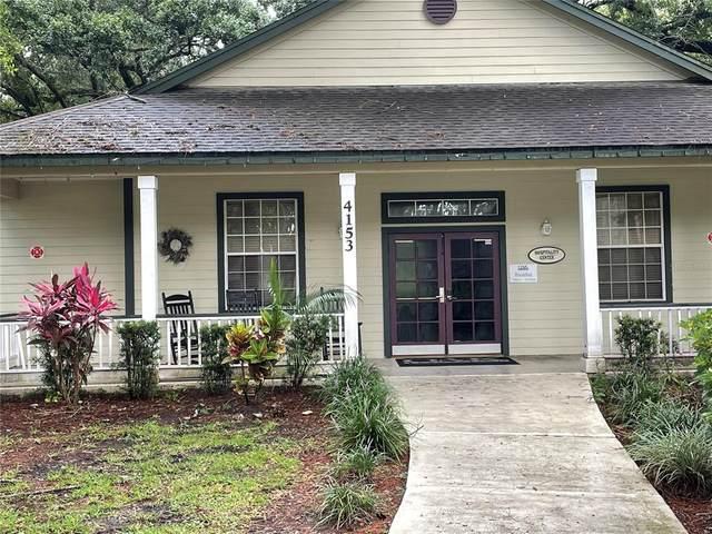 4148 Enchanted Oaks Circle #113, Kissimmee, FL 34741 (MLS #O5956967) :: The Nathan Bangs Group