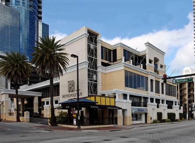 151 E Washington Street #521, Orlando, FL 32801 (MLS #O5957316) :: Zarghami Group