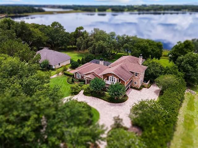 6630 Lake Emma Road, Groveland, FL 34736 (MLS #O5957621) :: Griffin Group