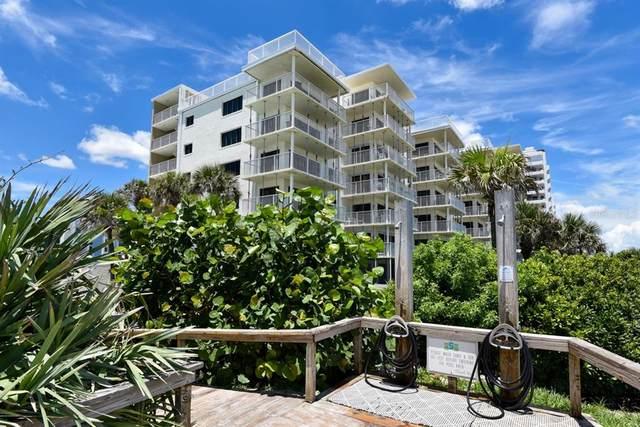 5301 S Atlantic Avenue #540, New Smyrna Beach, FL 32169 (MLS #O5958010) :: The Kardosh Team