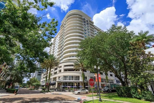 100 S Eola Drive #612, Orlando, FL 32801 (MLS #O5959232) :: Florida Real Estate Sellers at Keller Williams Realty