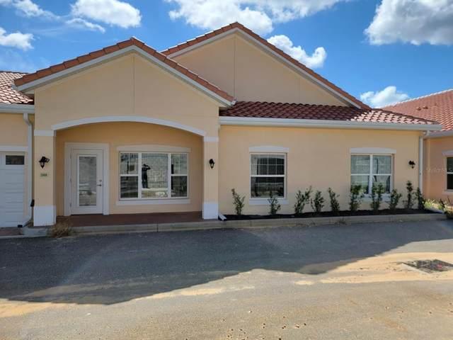 2808 Shantiniketan Boulevard I-8, Tavares, FL 32778 (MLS #O5960014) :: Kreidel Realty Group, LLC