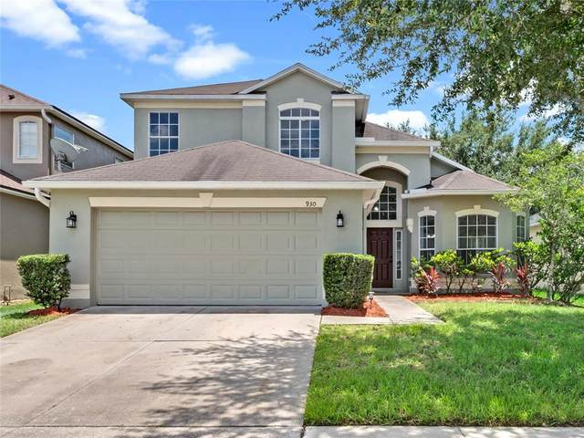 930 Willow Branch Drive, Orlando, FL 32828 (MLS #O5960193) :: Cartwright Realty
