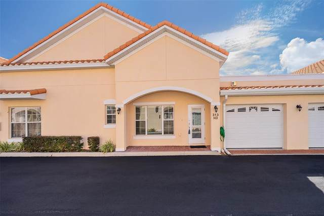 313 David Walker Drive H-3, Tavares, FL 32778 (MLS #O5960738) :: Expert Advisors Group