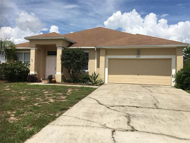 2311 Sunset Pointe Drive, Lake Wales, FL 33898 (MLS #O5963159) :: Your Florida House Team