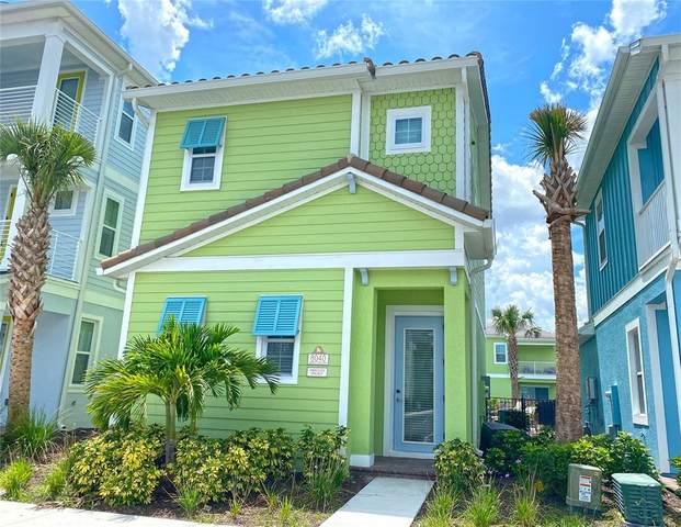 8040 Sandy Toes Way, Kissimmee, FL 34747 (MLS #O5964523) :: Zarghami Group