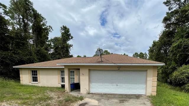 103 Locust Loop, Ocala, FL 34472 (MLS #O5968129) :: Delgado Home Team at Keller Williams