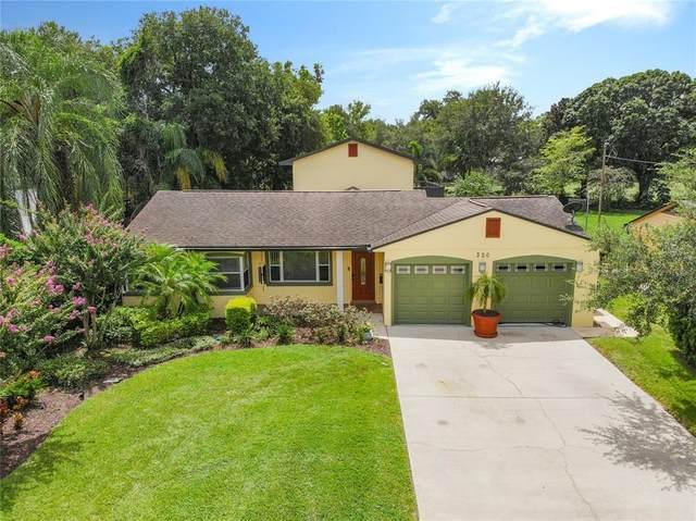 320 Niblick Way, Orlando, FL 32804 (MLS #O5969627) :: Orlando Homes Finder Team