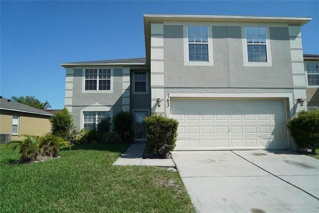 763 Crystal Bay Lane, Orlando, FL 32828 (MLS #O5969816) :: The Curlings Group