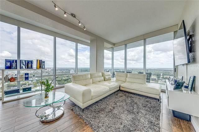150 E Robinson Street 28B-5, Orlando, FL 32801 (MLS #O5971743) :: Everlane Realty