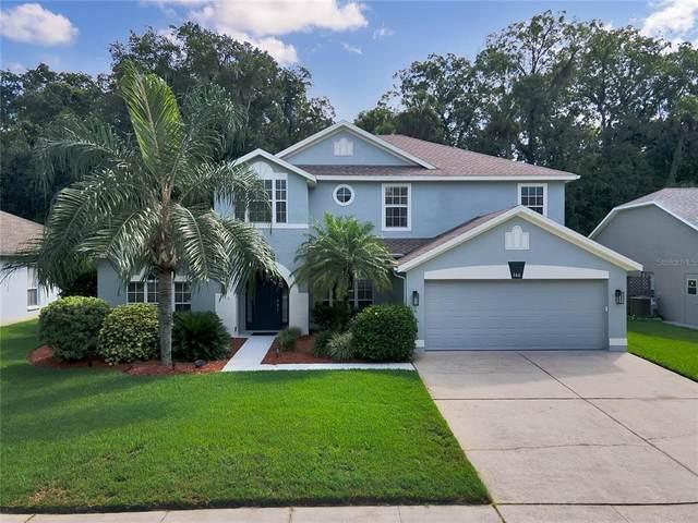 366 Twelve Oaks Drive, Winter Springs, FL 32708 (MLS #O5973712) :: Realty Executives
