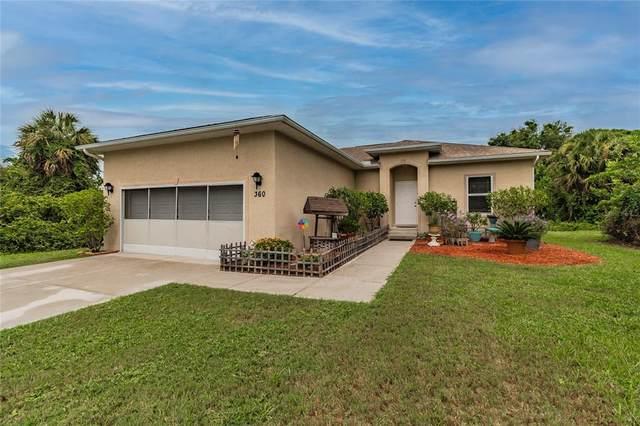 360 Albatross Road, Rotonda West, FL 33947 (MLS #O5974147) :: Gate Arty & the Group - Keller Williams Realty Smart