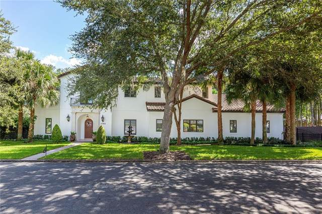 1740 Summerland Avenue, Winter Park, FL 32789 (MLS #O5974175) :: Griffin Group
