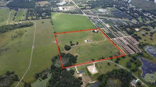 15444 County Road 448, Tavares, FL 32778 (MLS #O5974247) :: Stiver Firth International