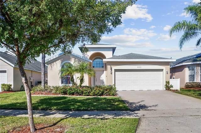 932 Emerald Green Court, Kissimmee, FL 34746 (MLS #O5975293) :: Southern Associates Realty LLC