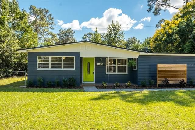 1051 NE 20TH Place, Gainesville, FL 32609 (MLS #O5976055) :: The Heidi Schrock Team