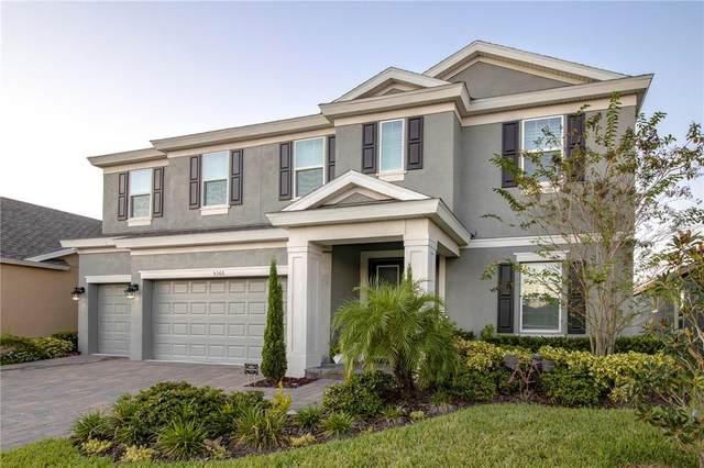 5360 Silver Sun Drive, Apollo Beach, FL 33572 (MLS #O5980385) :: Frankenstein Home Team