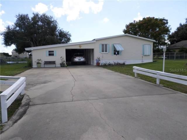 2450 SE 25TH Drive, Okeechobee, FL 34974 (MLS #OK218523) :: 54 Realty