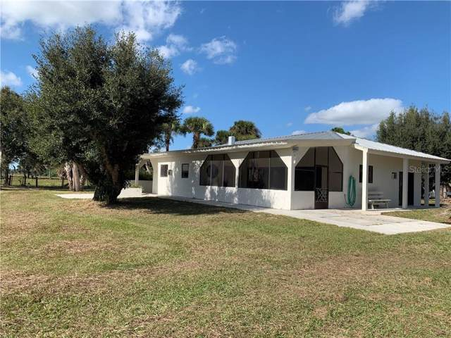 3420 The Boulevard, Okeechobee, FL 34974 (MLS #OK218774) :: The Robertson Real Estate Group