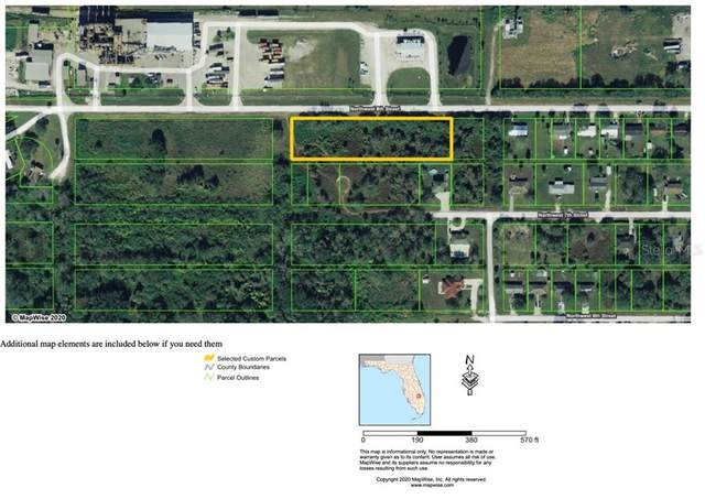 NW 8TH Street, Okeechobee, FL 34972 (MLS #OK219455) :: Lockhart & Walseth Team, Realtors