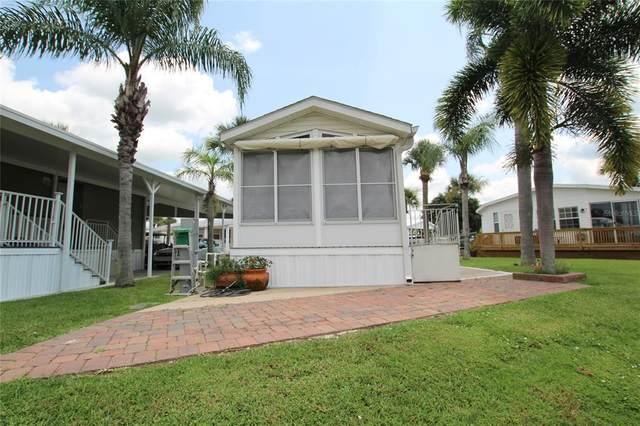 6576 SE 52ND Lane #15, Okeechobee, FL 34974 (MLS #OK220073) :: The Kardosh Team