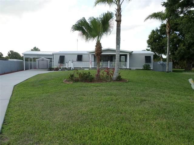 1381 Jordan Loop, Okeechobee, FL 34974 (MLS #OK220195) :: Everlane Realty