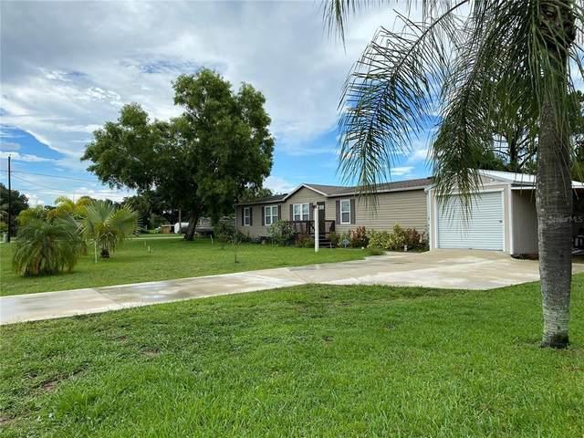 2758 SE 18TH Terrace, Okeechobee, FL 34974 (MLS #OK220366) :: Cartwright Realty