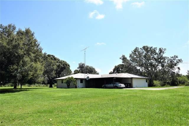 820 NW 115TH Drive, Okeechobee, FL 34972 (MLS #OK220440) :: Pristine Properties