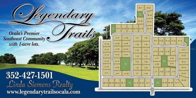 2505 SE 80TH Street H10, Ocala, FL 34480 (MLS #OM552528) :: Everlane Realty