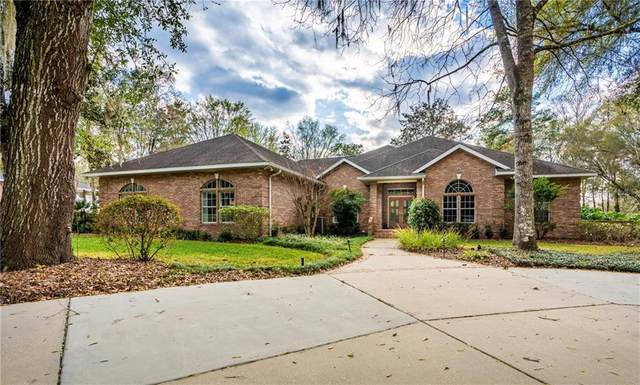 1540 SE 73rd Place, Ocala, FL 34480 (MLS #OM553854) :: Lockhart & Walseth Team, Realtors