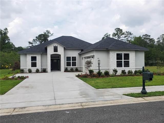 447 SE 38TH Street, Ocala, FL 34480 (MLS #OM557522) :: Team Borham at Keller Williams Realty