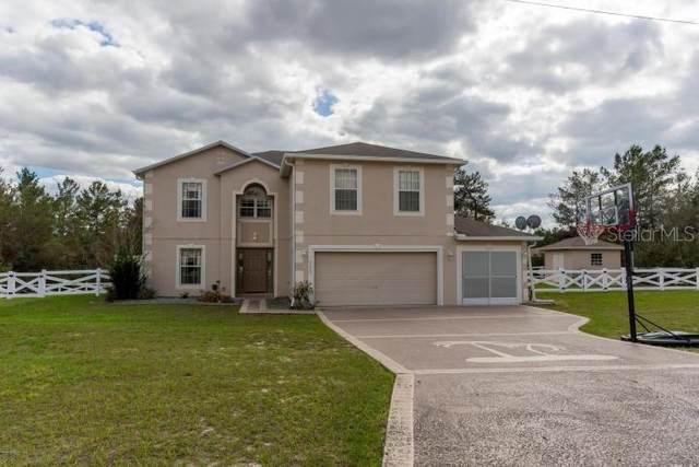 4440 SW 110th Street, Ocala, FL 34476 (MLS #OM564786) :: Lockhart & Walseth Team, Realtors