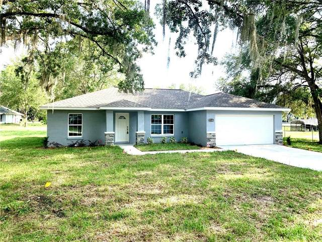 9340 SE 164TH Place, Summerfield, FL 34491 (MLS #OM565673) :: Delgado Home Team at Keller Williams