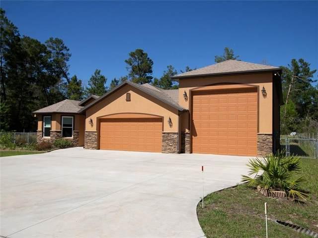 3 Bay Lane, Ocklawaha, FL 32179 (MLS #OM565834) :: The A Team of Charles Rutenberg Realty