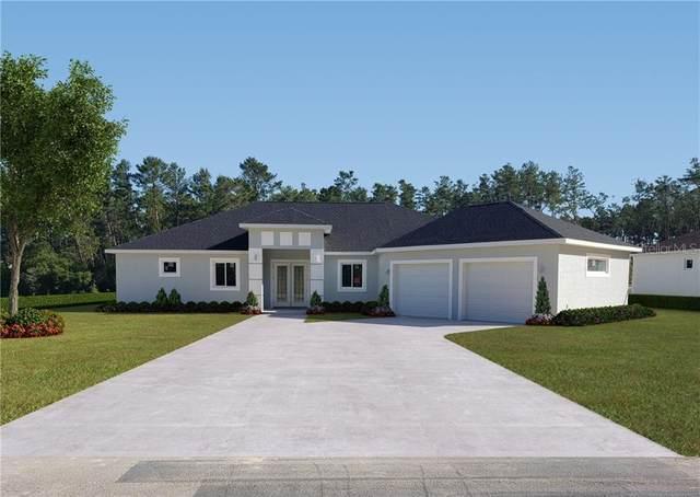 4821 SW 114 Street, Ocala, FL 34476 (MLS #OM568566) :: Carmena and Associates Realty Group