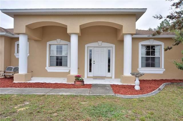 10080 SW 41ST Avenue, Ocala, FL 34476 (MLS #OM600243) :: The Dora Campbell Team