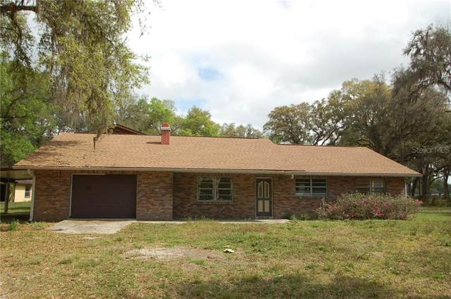 15235 SE 63RD Avenue, Summerfield, FL 34491 (MLS #OM600327) :: The Light Team