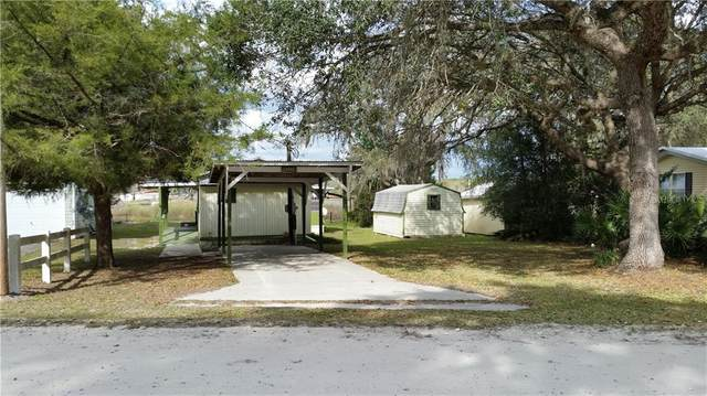 24945 NE 135TH Street, Fort Mc Coy, FL 32134 (MLS #OM601057) :: Key Classic Realty