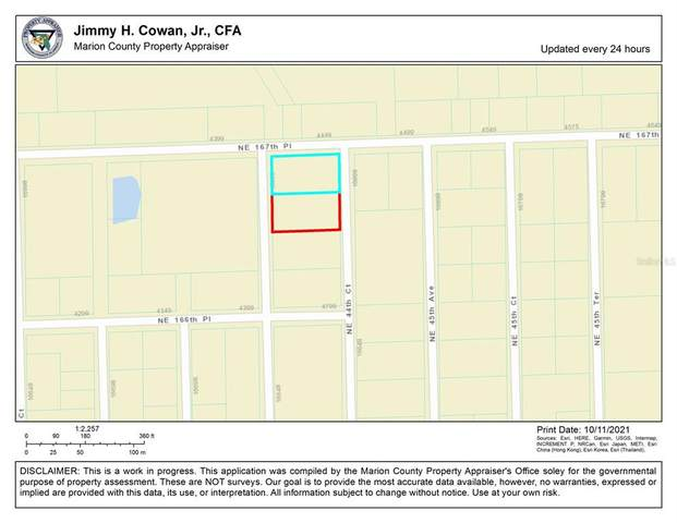 0 NE 44TH Avenue, Citra, FL 32113 (MLS #OM602206) :: Everlane Realty
