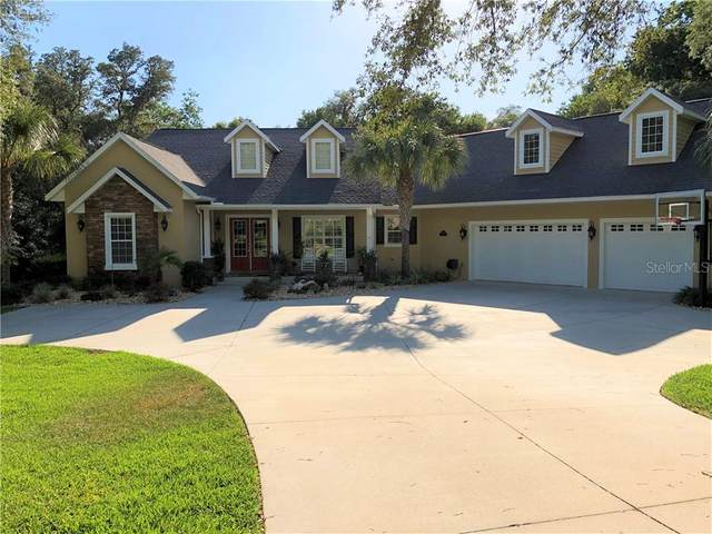 1400 N Circus Terrace, Hernando, FL 34442 (MLS #OM603989) :: The Duncan Duo Team