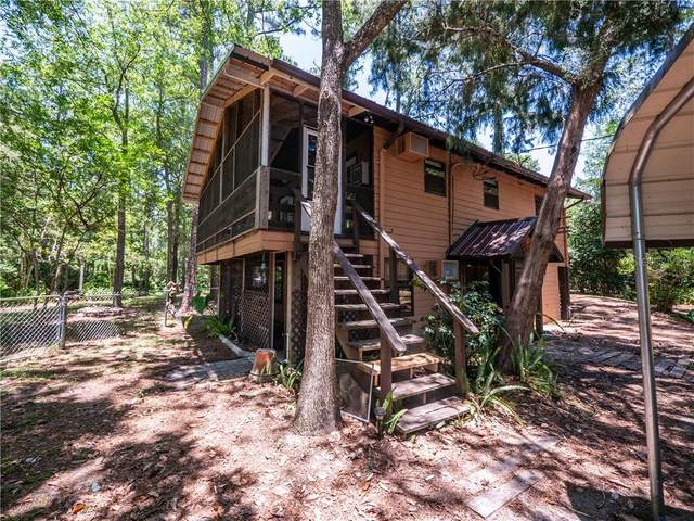 23400 NE 117TH COURT ROAD, Fort Mc Coy, FL 32134 (MLS #OM604132) :: Premium Properties Real Estate Services